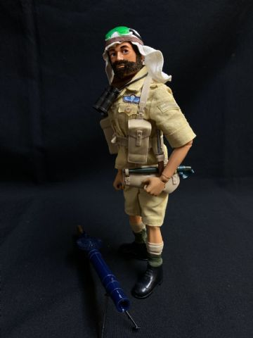 ACTION MAN - LONG RANGE DESERT GROUP - LRDG (ref7)